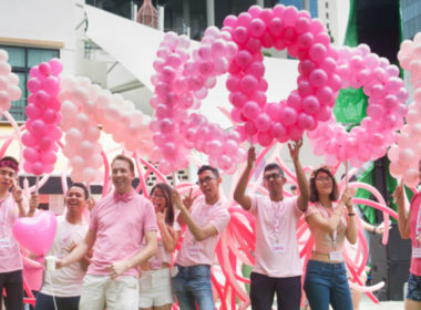 Singapore banning foreigners Pink Dot