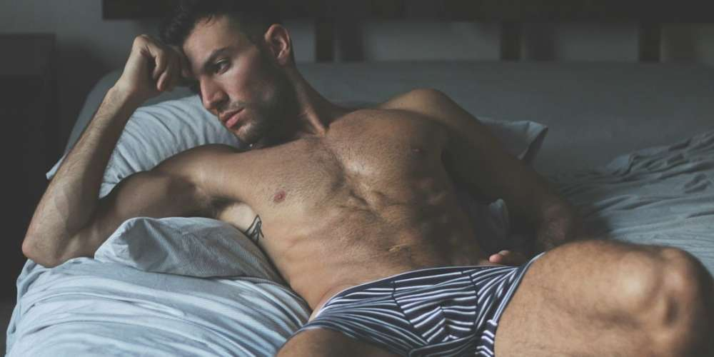 Hunky Jared North of 'Drag Race' Just Proved Why He's Pit Crew Material (NSFW)