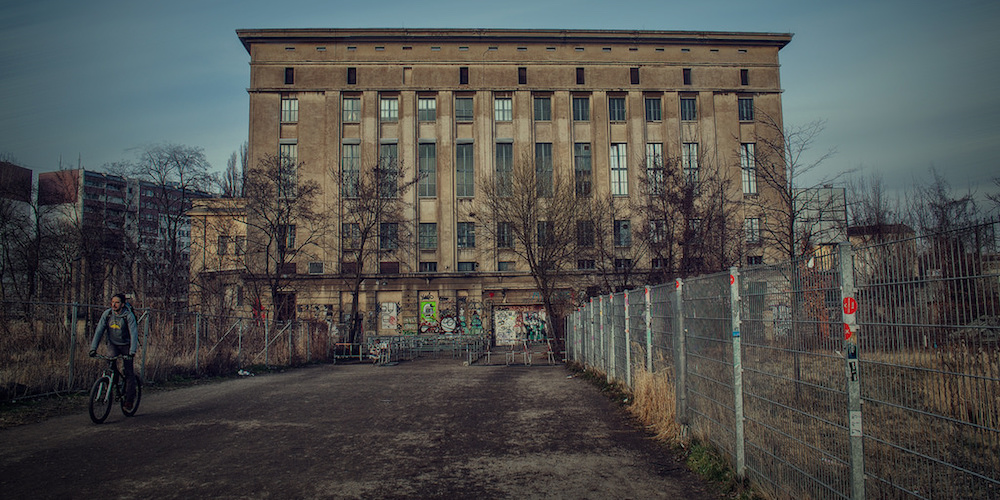 Berlin's Berghain Houses the World's Most Exclusive Permanent Art Gallery