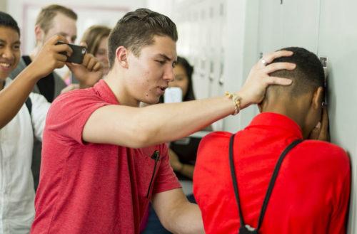 gay students cope school stress