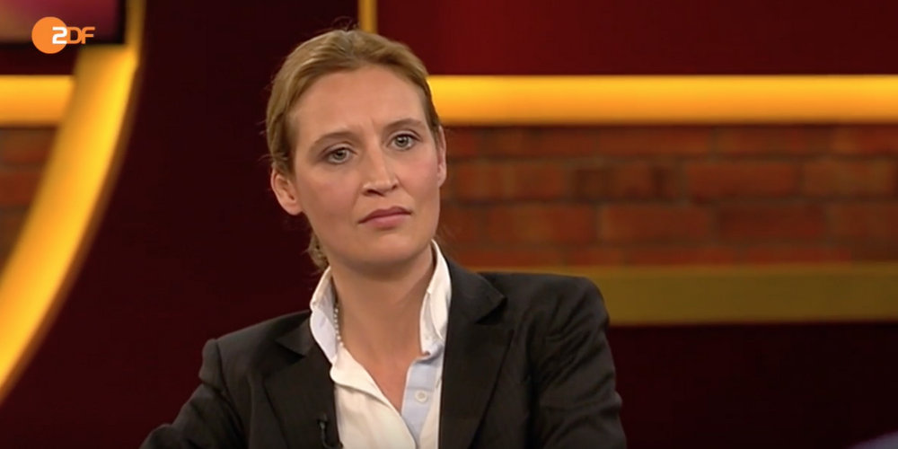 Germany's Extreme Right Leader Is Openly Lesbian, But Her Party Is Still Closed-Minded