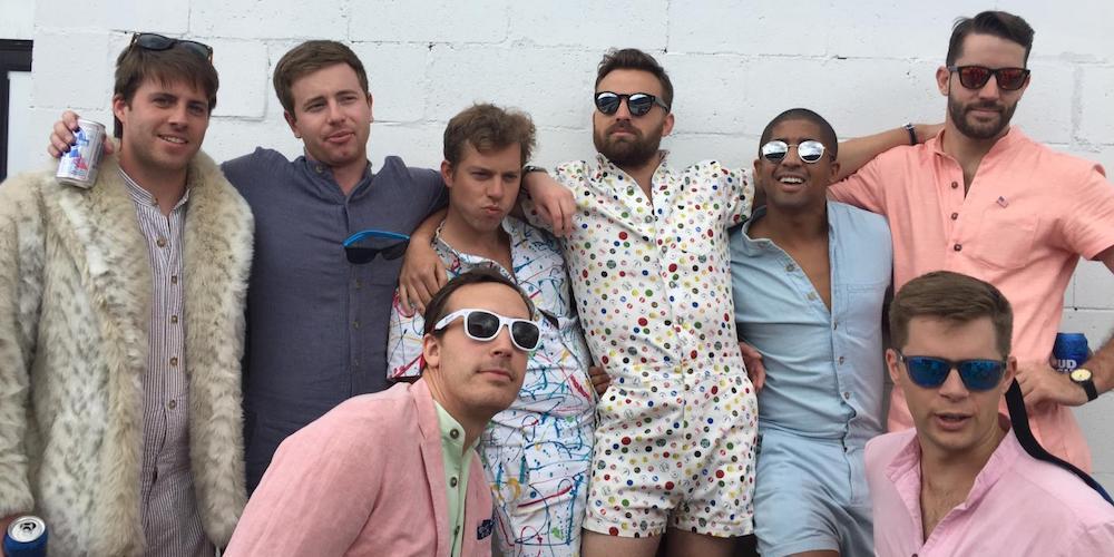 Será que o RompHim, o macacão masculino vai causar uma revolução na moda?