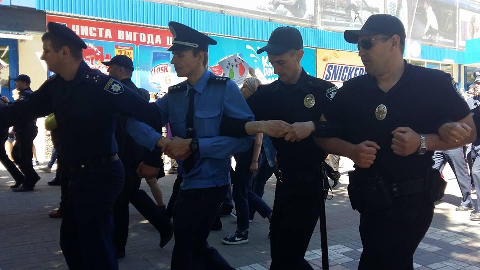 ukraine idahot police