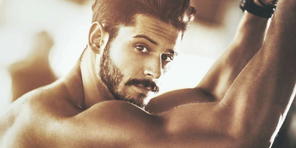 A New Study Asks, 'Are Men With Beards Sexier?'