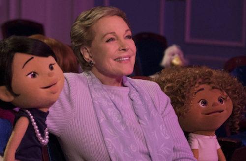 Julie Andrews LGBTQ ally