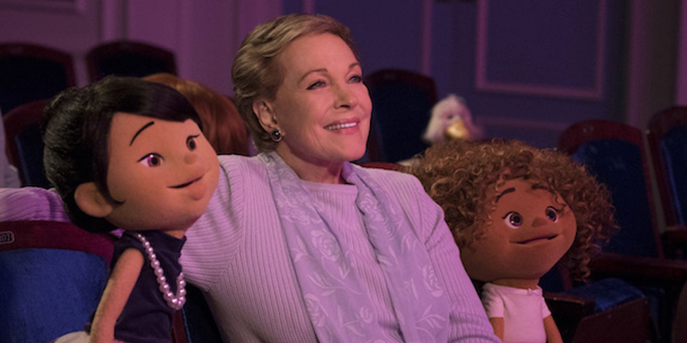 Julie Andrews Says She Has Always Been an LGBTQ Ally and Opposes Trump's War on the Arts