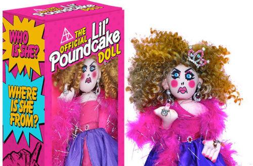Lil' Poundcake doll