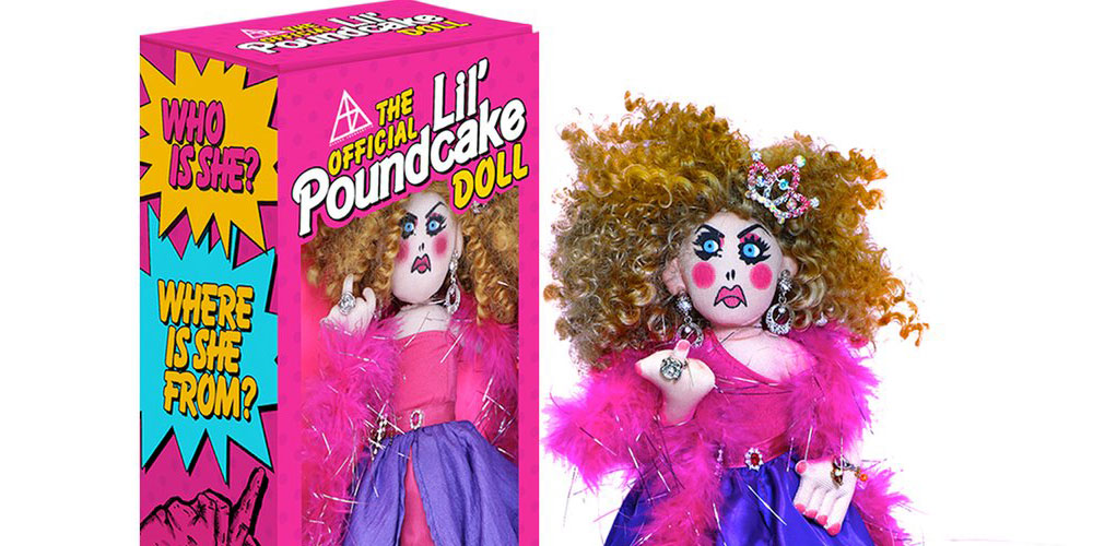 Yes, Alaska's Lil' Poundcake Doll Is Real, and We Already Bought Ours