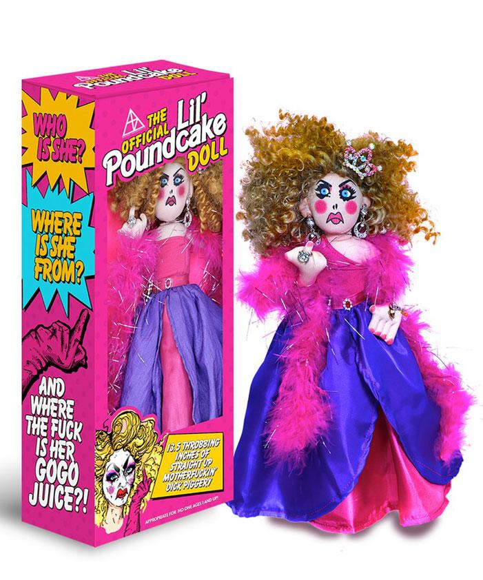 Lil' Poundcake doll 02