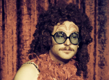 gay comedians james adomian