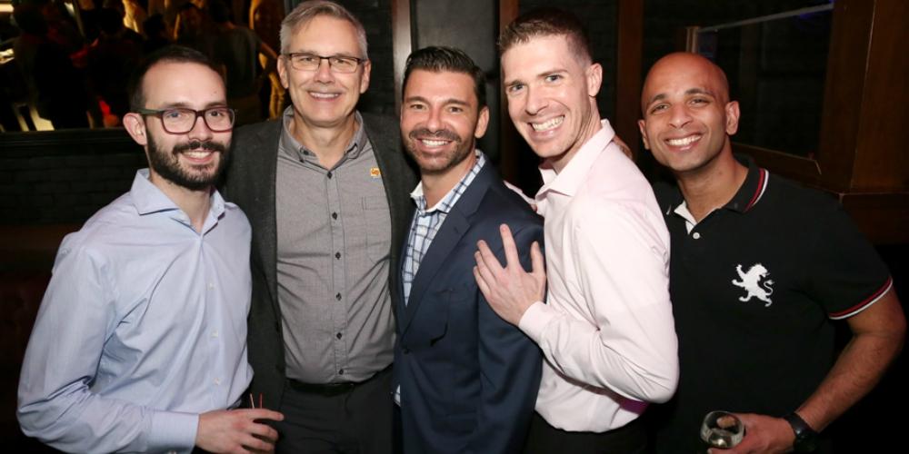 Hornet Organizó un Evento de Networking Especial para la Semana LGBT (Fotos)