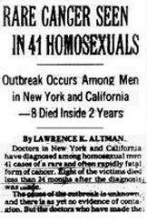 aids new york times