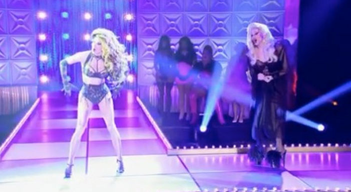 RuPaul's Drag Race worst lip synchs of all time 01