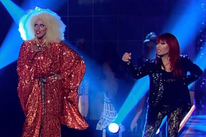 RuPaul's Drag Race worst lip synchs of all time 06