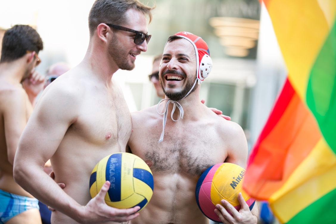 nyc pride march tv
