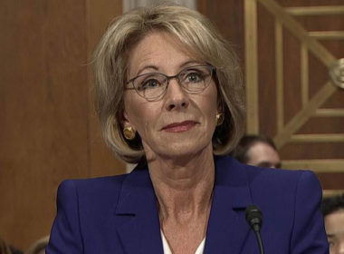 Betsy DeVos schools discriminate against students LGBTQ
