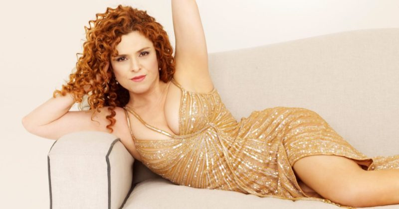 Hello, Dolly! replacement bernadette peters