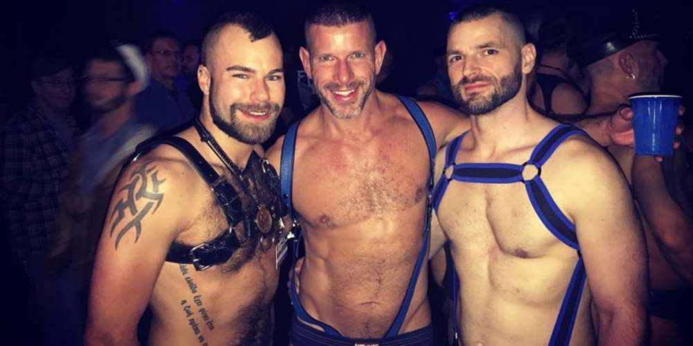 20 Must-See Photos from International Mr. Leather 2017 (NSFW)