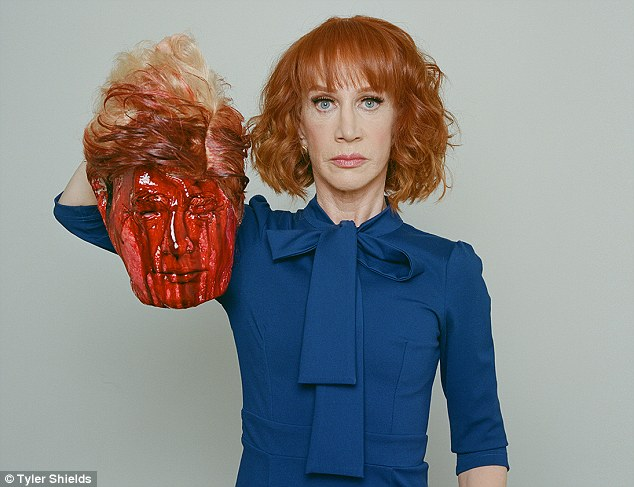 kathy griffin beheaded trump 1