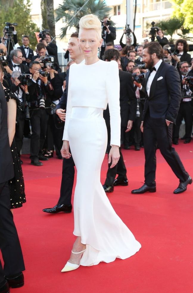 cannes unconventional fashion