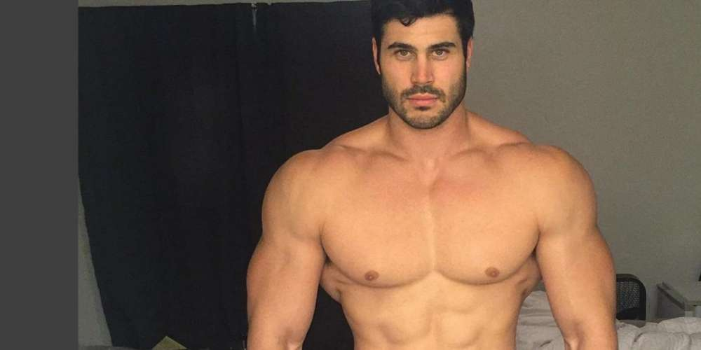 Meet Tree Man, a Sexy Fitness Athlete the Internet Is Full-On Obsessed With