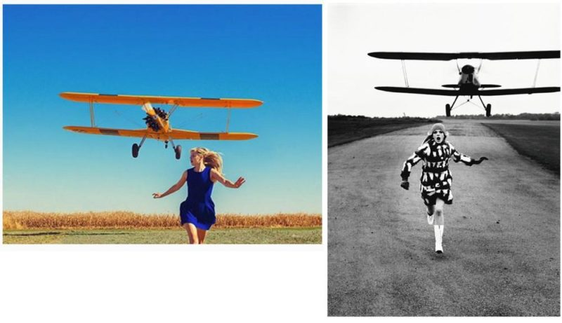 tyler shields plagiarism north by north west
