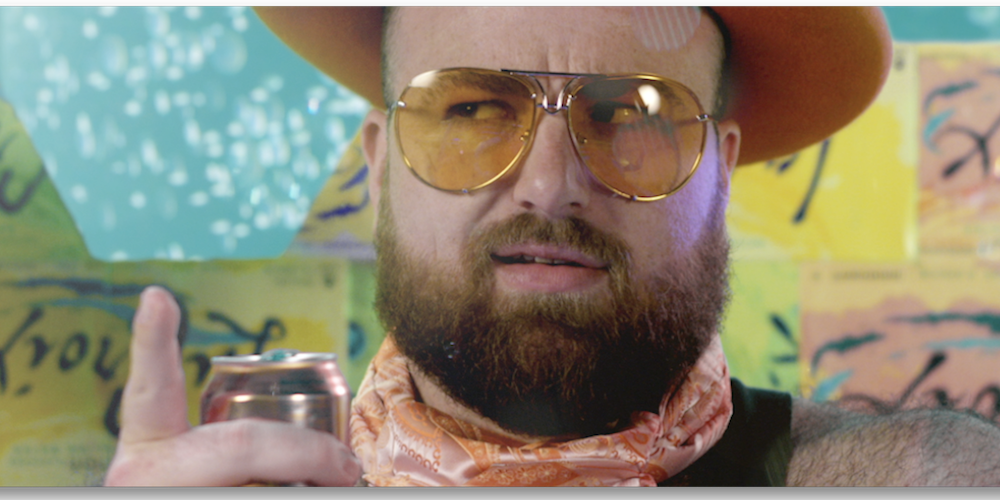 Bubble Trouble: In His New Video, Big Dipper Wants to Be Your 'LaCroix Boi'