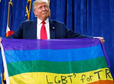lgbtq pride month proclamation donald trump pride month