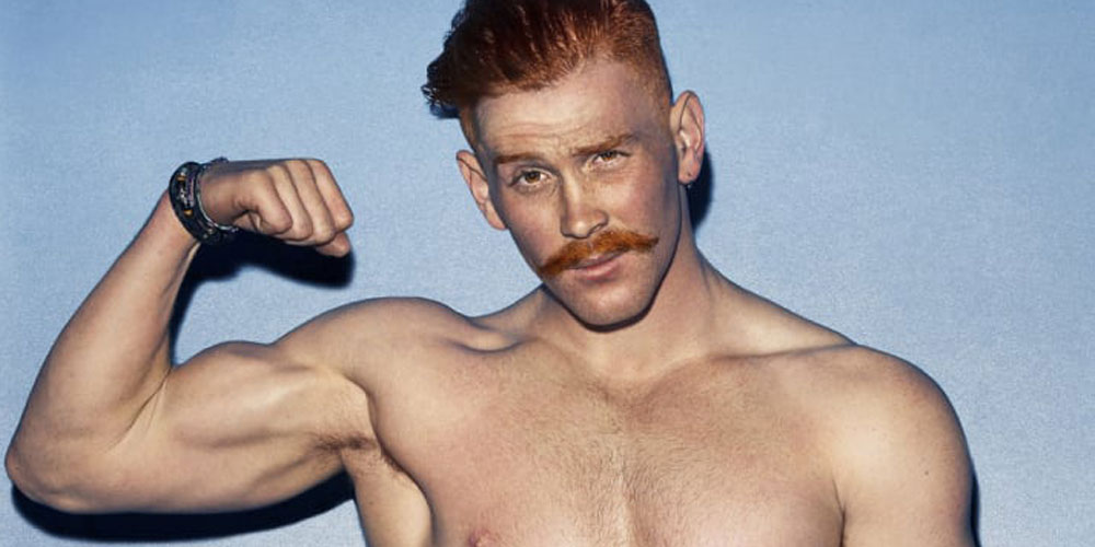 These 13 Sexy Gingers Will Get You Excited About the 'Red Hot' 2018 Calendar