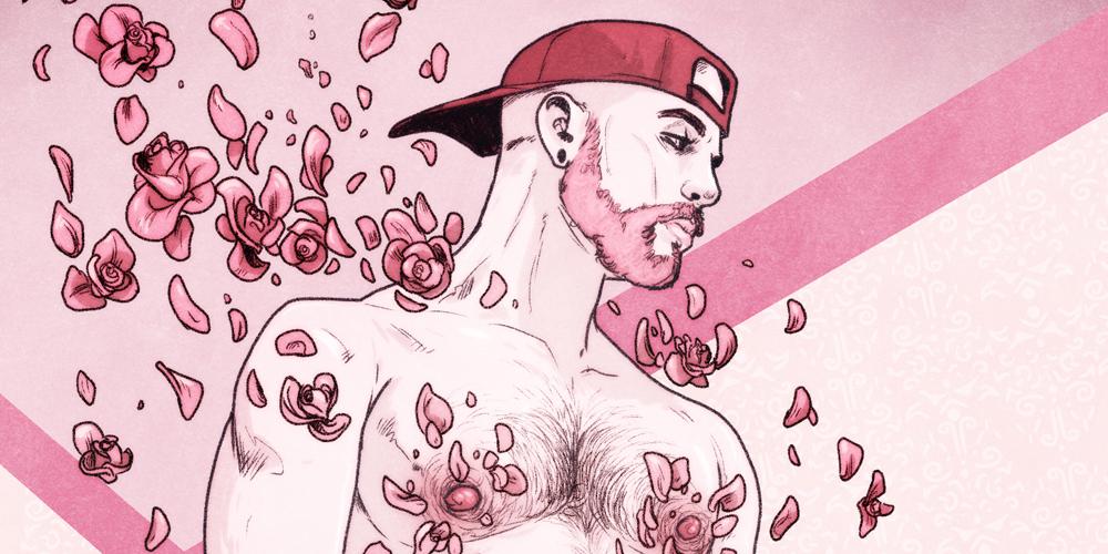 zachary brunner gay artist