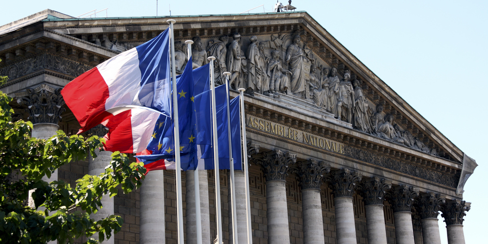Marche des Fiertés LGBT de Paris: L'Assemblée Nationale sera pavoisée aux couleurs du rainbow flag