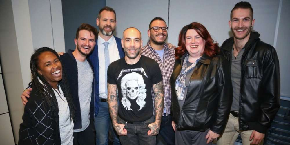 Hornet Brought Industry Leaders Together for a Panel Discussion on LGBTQ Media
