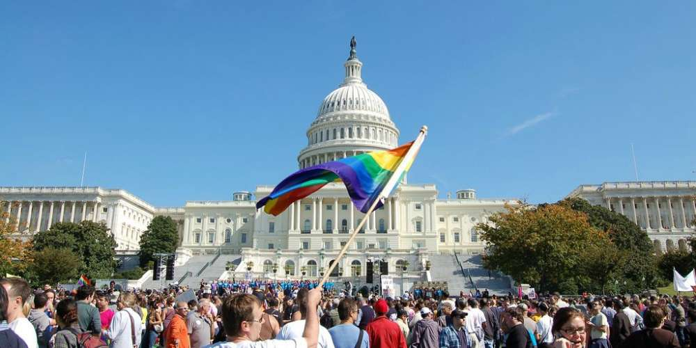Here's Everything You Need to Know About Washington, D.C.'s Equality March and Rally