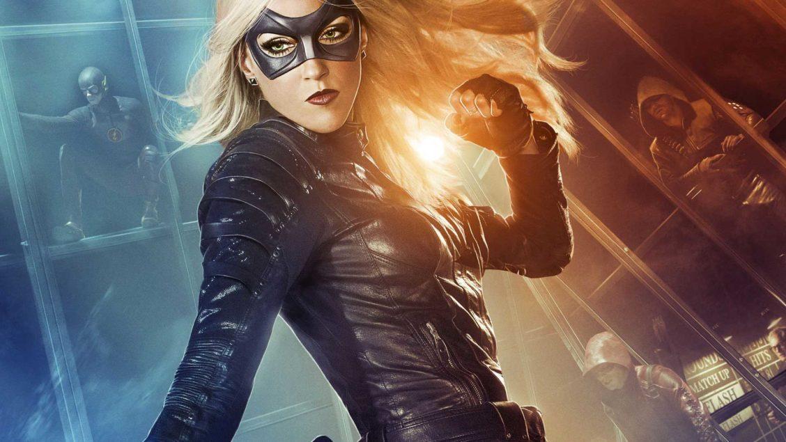superheroines black canary