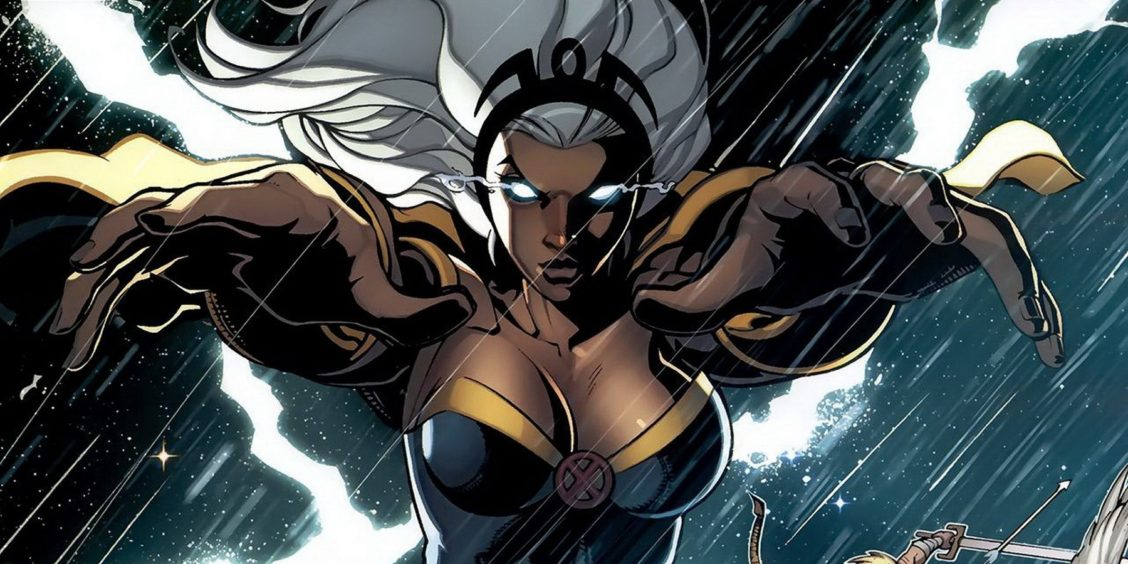 superheroines storm