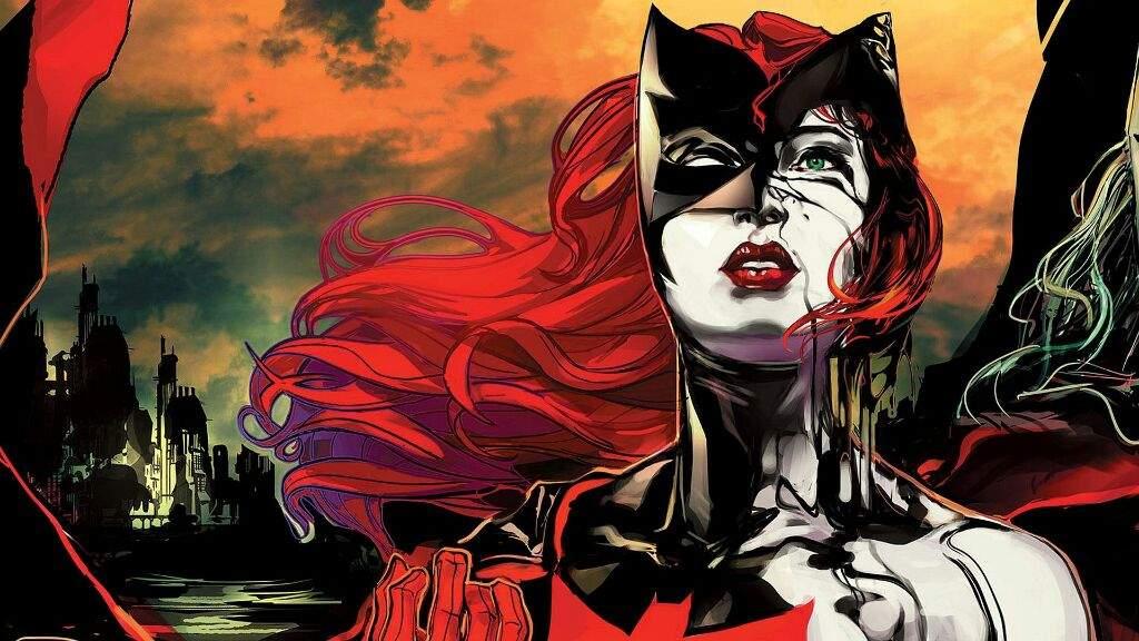 superheroines batwoman