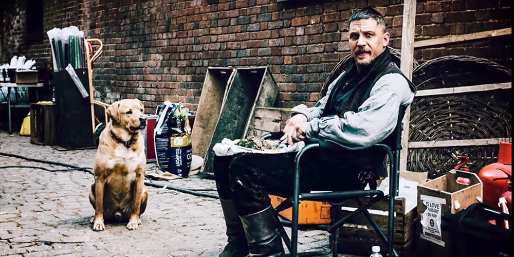 Tom Hardy's Dog Has Died, and the Actor's Emotional Tribute Will Make You Ugly Cry