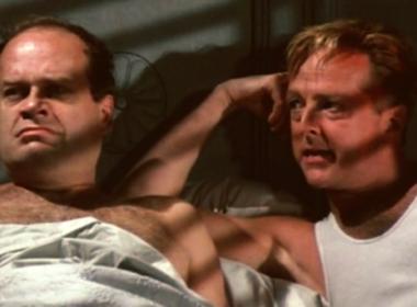 frasier gay episode gil chesterton