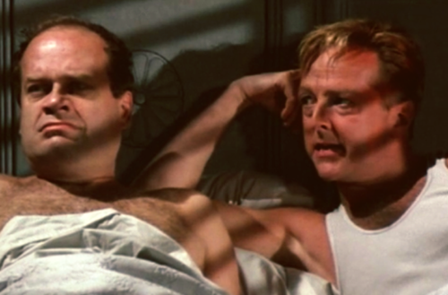 frasier gay episode gil chesterton