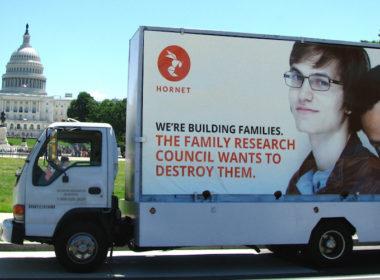 hornet billboard campaign capitol