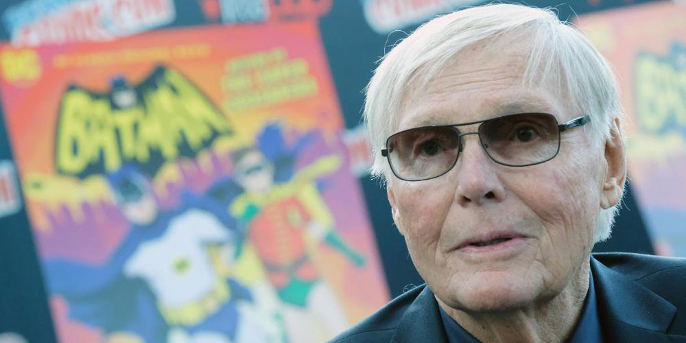 Adam West, Batman
