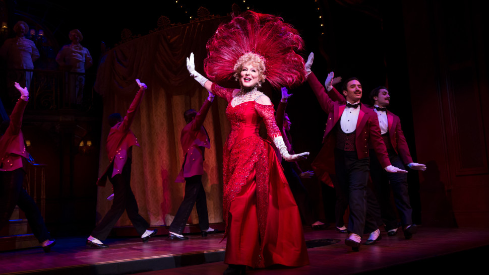 broadway musicals hello dolly