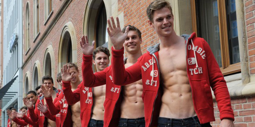 Pride Is for Straight People, Too, Says Abercrombie & Fitch in Tone Deaf Tweet