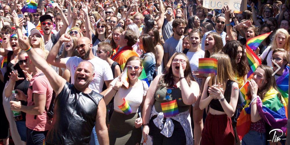 Nantes, Toulouse, Strasbourg: les Marches des fiertés LGBT en pleine forme!