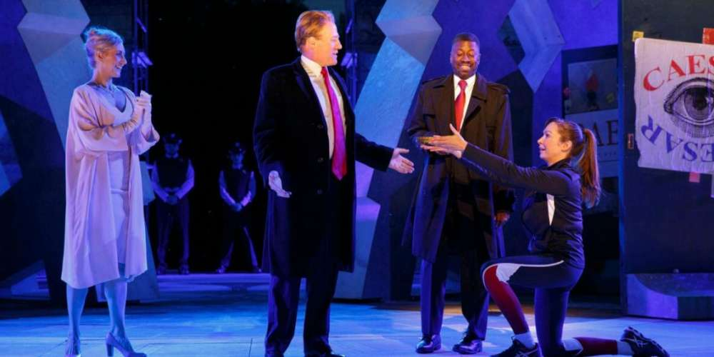 Delta Air Lines and Bank of America Pull Public Theater Dollars Over Trump-Like 'Julius Caesar'