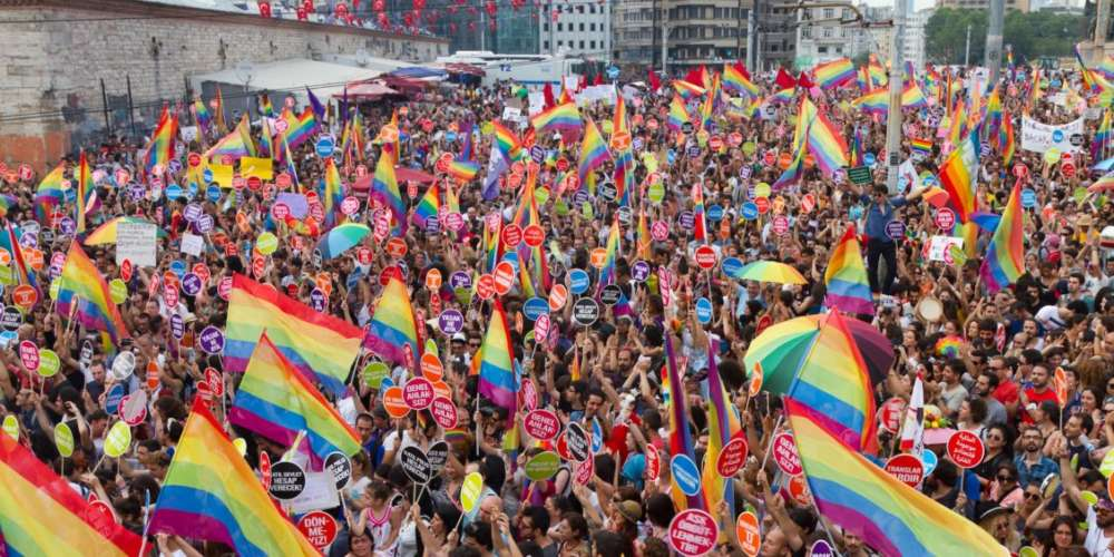 The 25th Annual Istanbul Pride Week Needs Your Help!