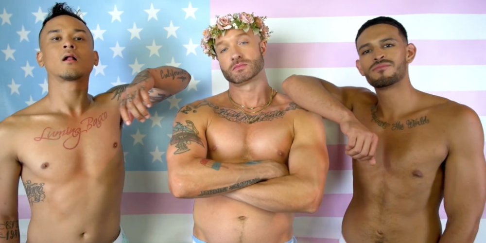 Cazwell Wants to 'Make America Femme Again' With Sexy New Single