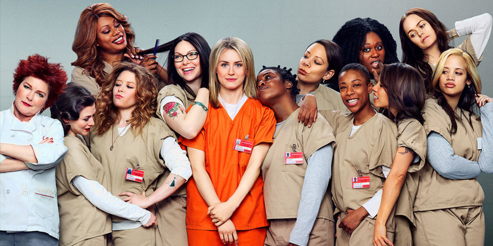 'Orange Is the New Black' Striptease Cast