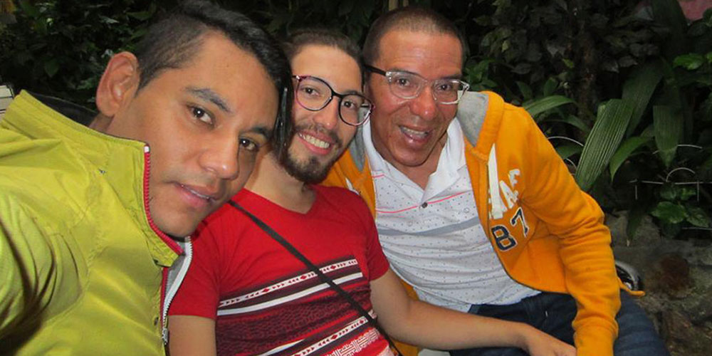 3 Gay Men Marry in Colombia's First-Ever Legally Recognized 'Polyamorous' Marriage
