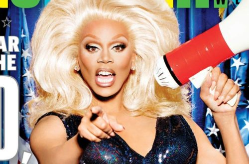 rupaul entertainment weekly